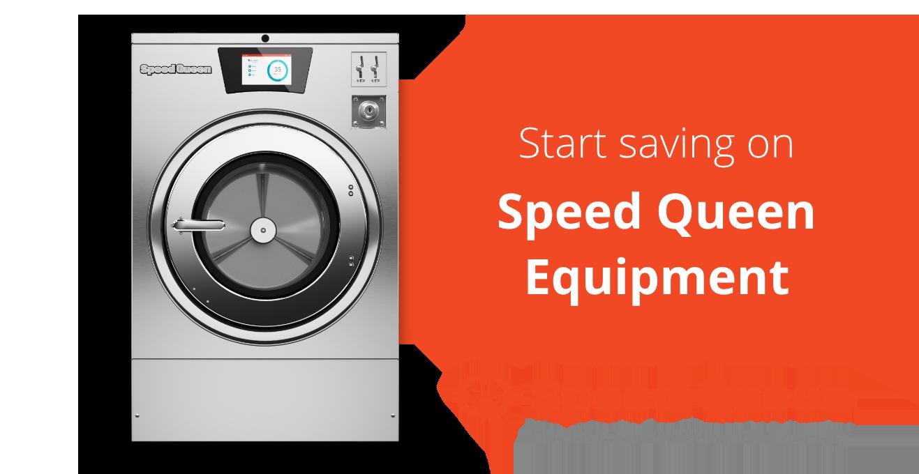 start saving on Speed Queen Equipment